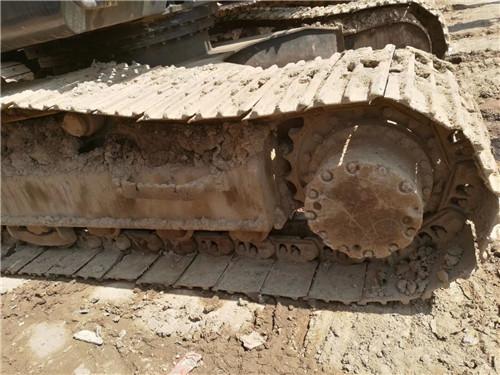 二手日立200-3G挖掘機履帶