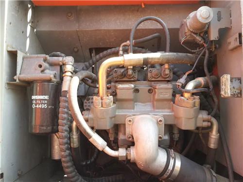 二手日立200-3G挖掘機液壓泵