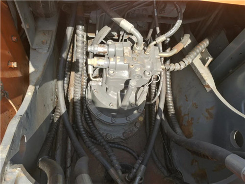 二手日立200-3G挖掘機分配器